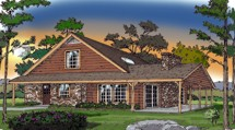 Vacation House Plans - Vacation Designs at Architectural Designs