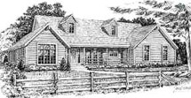 Rustic Home Plans – House Plans and More