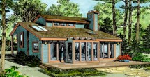 featured lake house plans - Small Lake House Plans